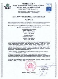 2_Certyfikat-SBN-Runowo-drut-B500A-1